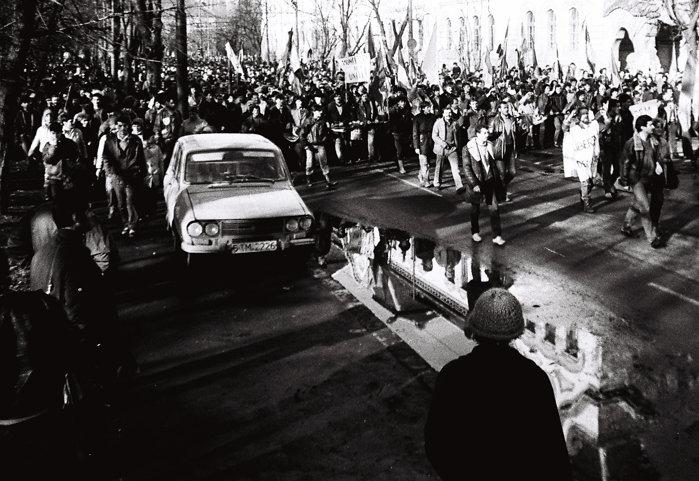 Ce se �nt�mpla pe 19 decembrie 1989 la Timişoara