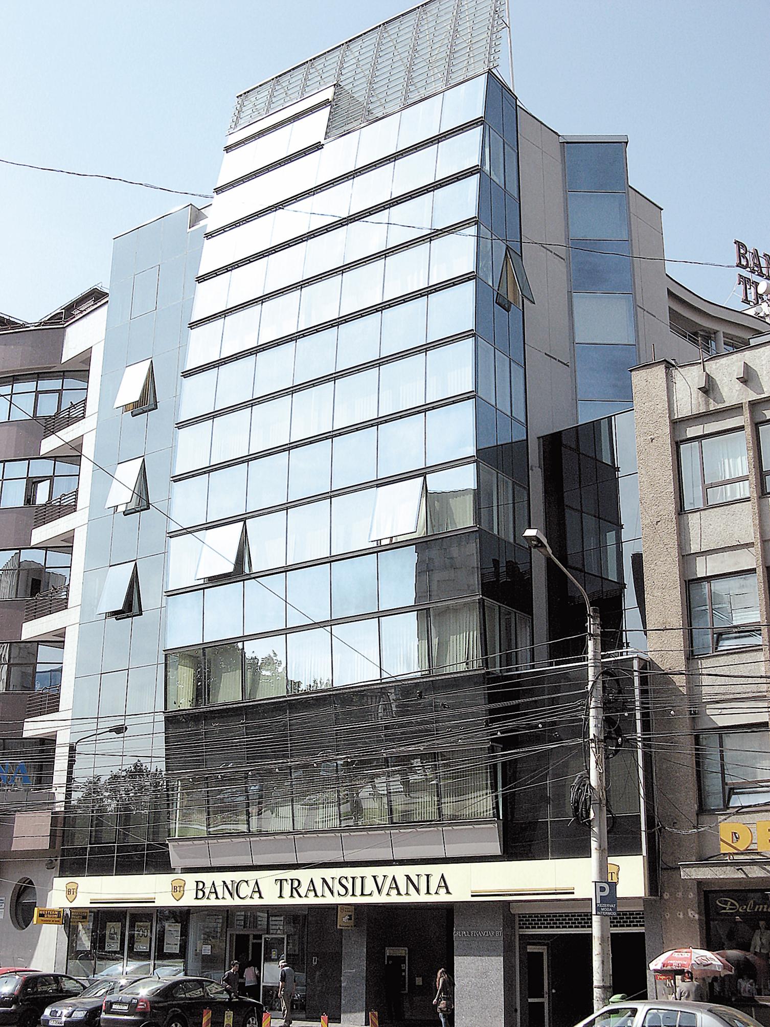 Unul dintre fondurile mutuale ale Băncii Transilvania a vândut 100.000 de acţiuni ale băncii