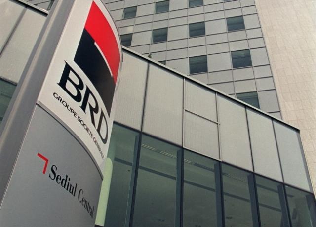 BRD a făcut profit de 28 mil. euro în S1 după costuri mai mici cu provizioanele. Creditele sunt în scădere