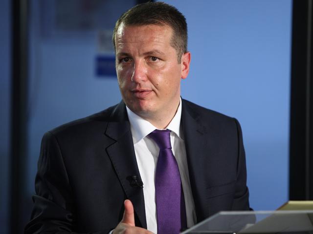 Rădulescu, Banca Transilvania: Una dintre cele mai mari probleme ale României este că banii băltesc şi nu circulă în economie