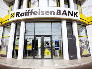 Acţiunile Raiffeisen s-au prăbuşit după ce banca austriacă a făcut publice primele estimări cu pierderile pe acest an