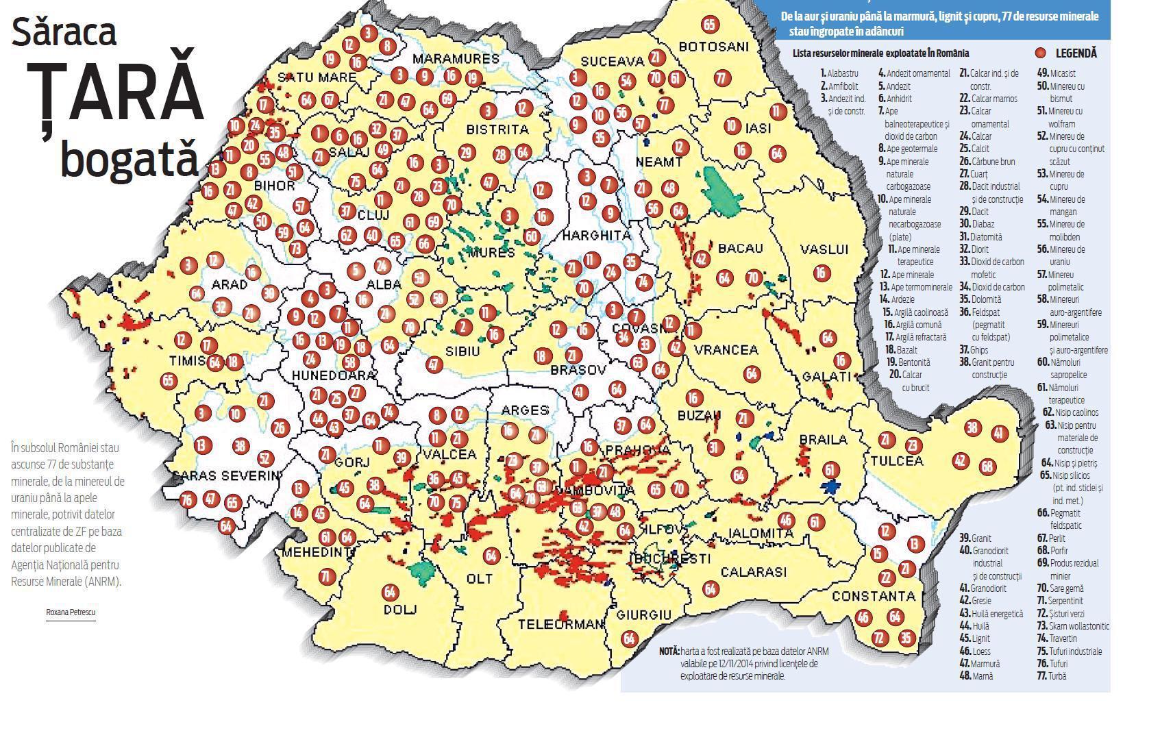 Atlasul Economic Al Romaniei Prima Ediţie Din Capitalism
