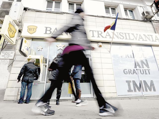 Pe ultimii metri: Banca Transilvania este consiliată în tranzacţia cu Volksbank de austriecii de la Vienna Capital