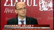 Video ZF Live: Popescu, ING Asigurări: Piaţa asigurărilor de viaţă ar putea creşte în acest an cu 5%