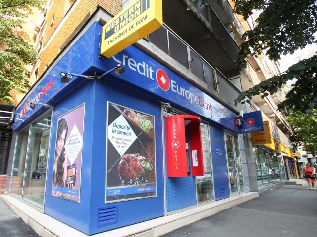 Turcii de la Credit Europe au avut pierderi pe tot grupul din România de 3 mil. euro în primele şase luni
