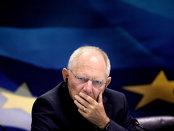Temutul ministru german al finanţelor Wolfgang Schaeuble a scapat Spania şi Portugalia de sancţiuni