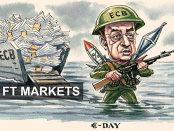 Bazooka, baroase, porumbei agresivi: metaforele ridicole ale băncilor centrale, semn al neputinţei acestora?