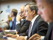 Şeful BCE reacţionează în faţa celor care critică politica BCE de a printa bani