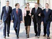 Alegerile se apropie în Germania: se anunţă vreme bună pentru economie şi un război cu dobânzile mici ale BCE. Va creşte EURIBOR şi vom plăti mai mult pentru rata la bancă?