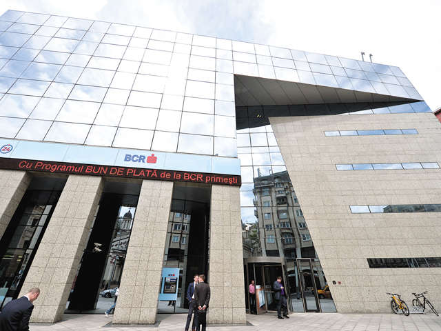 Profitul BCR a scăzut în primul trimestru cu 40% la 37 mil.euro, conform raportărilor Erste Group. Suma nu include toate operaţiunile din România