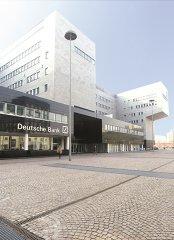 Deşi are mari probleme, Deutsche Bank, cel mai mare grup financiar german, va avea un palat al artelor