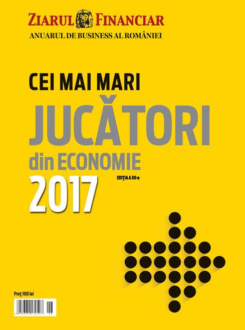 Anuar ZF Cei mai mari jucători din economie. Topul celor mai mari 20 de companii din România în 2016, firme care au împreună peste 10% din businessul românesc