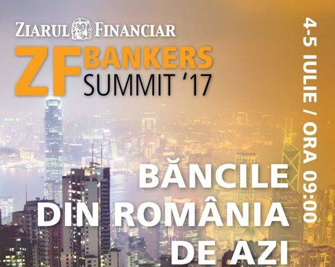 ZF Bankers Summit 2017, 4 şi 5 iulie: Mai are importanţă naţionalitatea capitalului dintr-o bancă pentru economie şi afaceri?