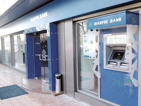 Supriză: Marfin Bank România este aproape să ajungă pe mâinile unor bancheri de investiţii de la Londra