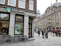 Statul olandez obţine 1,5 miliarde de euro din vânzarea a 7% din ABN Amro