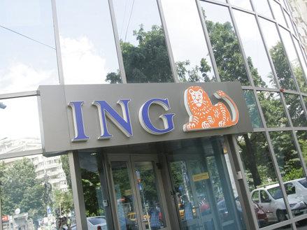 ING România, profit de 303 milioane lei la şase luni