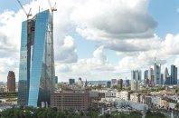 Frankfurt: războiul turnurilor şi al băncilor centrale