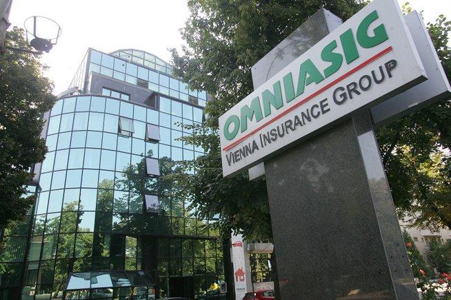 Vânzările de asigurări ale Omniasig au urcat cu peste 12% în S1, pană la 510 mil. lei