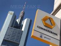 Moralul Commerzbank, a doua bancă germană este la pământ