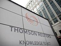 Băncile se îmbulzesc să finanţeze achiziţia Thomson Reuters de către Blackstone