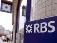 Celebra bancă britanică RBS, naţionalizată în timpul crizei înregistrează primul profit dintr-un deceniu