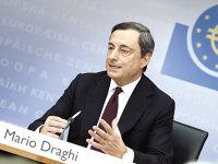BCE: Draghi a câştigat 400.000 de euro în 2017
