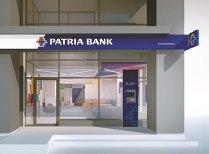 Patria Bank vrea să-şi dubleze cota de piaţă în 4 ani, până la 2%, prin creştere organică, dar şi potenţiale achiziţii