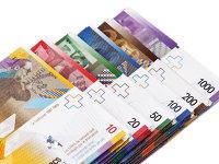 Francul elveţian a revenit aproape de faimoasa limită de 1,20 franci pentru un euro, imposibil de apărat de banca centrală a Elveţiei