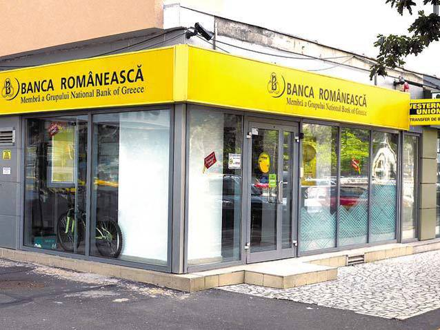 Ce variante au grecii de la NBG pentru Banca Românească după eşecul tranzacţiei cu OTP