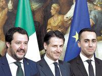 """Guvernul populist din Italia devine spaima numărul unu în zona euro: Companiile se tem că vor produce un """"Italexit"""", nemţii că vor aduce o nouă criză financiară şi elveţienii că le vor arunca în aer francul"""