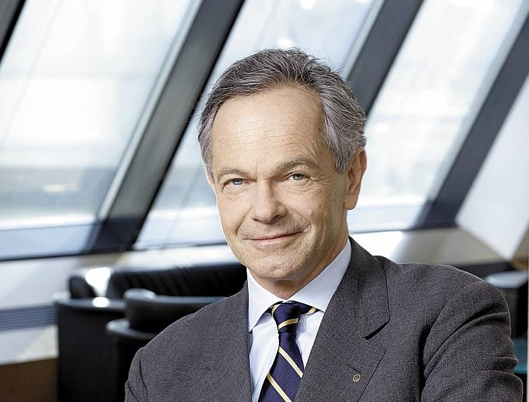 """Andreas Treichl, cel mai longeviv şef de bancă şi cel care a făcut din Erste cel mai mare creditor din regiune, îşi recunoaşte greşelile în FT: """"Trebuia să fiu demis de câteva ori"""""""