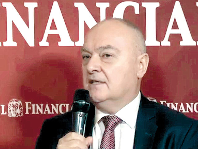 ZF Live Special. Doru Lionăchescu, Banca Transilvania: Exit to the external market comes naturally when the organization has the size. This is not the main goal of the contractor