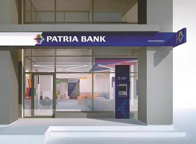 Patria Bank şi-a diminuat pierderile în T1/2019 la 2 milioane de lei, cu 88% sub nivelul din aceeaşi perioadă din 2018