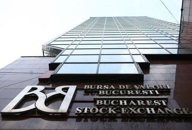 Bursa a pierdut vineri creşterile de pe pieţele internaţionale
