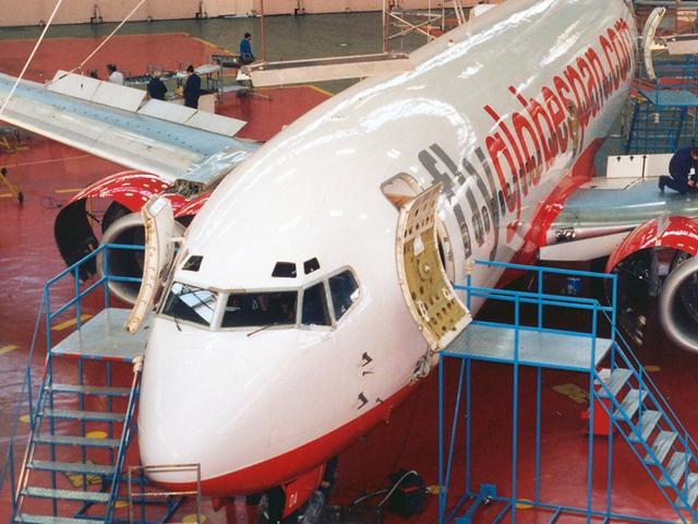 Aerostar Bacău oferă anul acesta şi acţiuni gratuite pe lângă dividende şi ia credite de 8,8 milioane de euro