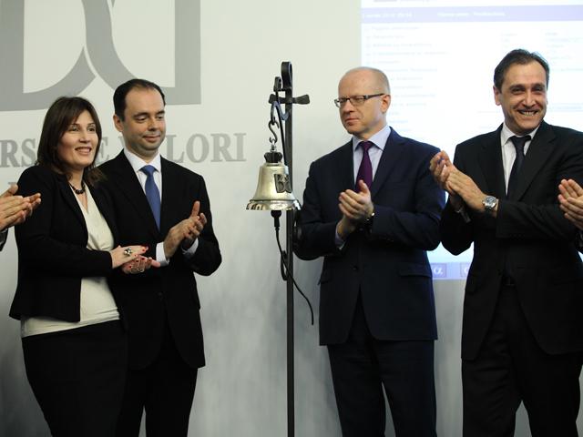 Italienii şi grecii listează companii anonime pe bursa de la Bucureşti pentru imagine, nu pentru a strânge bani