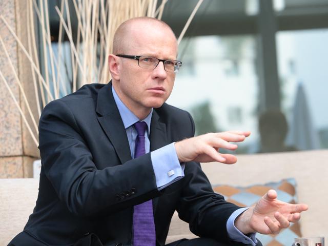 Ludwik Sobolewski, CEO-ul BVB: Nu lipsa unei tehnologii de calitate este motivul pentru care Depozitarul Central nu este competitiv