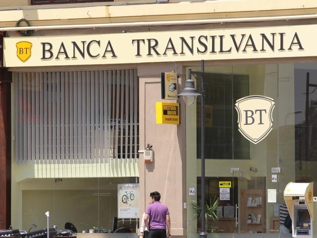 Banca Transilvania a raportat profit în creştere cu 23% în primul trimestru