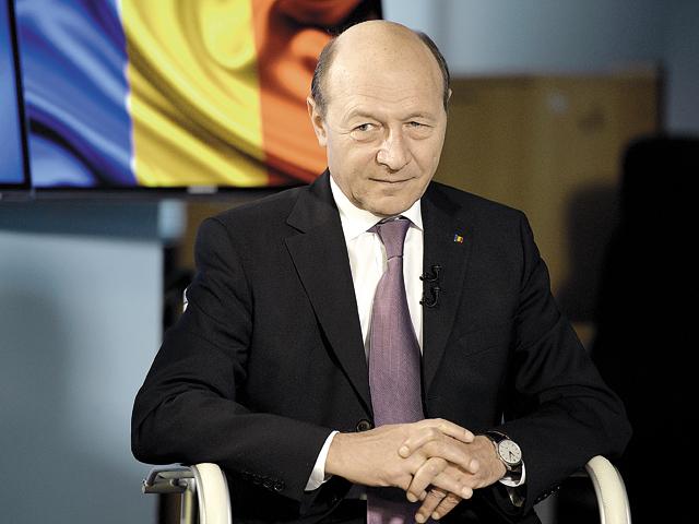 Traian Băsescu a început cu o investiţie de 87.000 de lei în acţiunile Romgaz, cel mai mare producător de gaze din România, care au crescut cu 13% faţă de preţul din ofertă. Foto: Răzvan Lupică