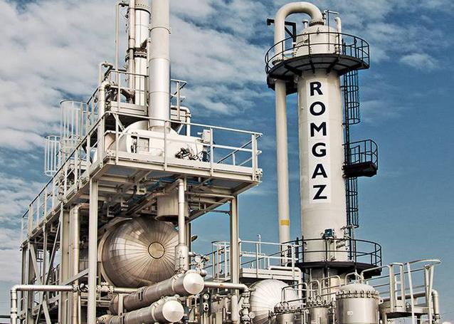 Romgaz a vândut gaze de peste 50 mil. lei către GDF Suez Romania