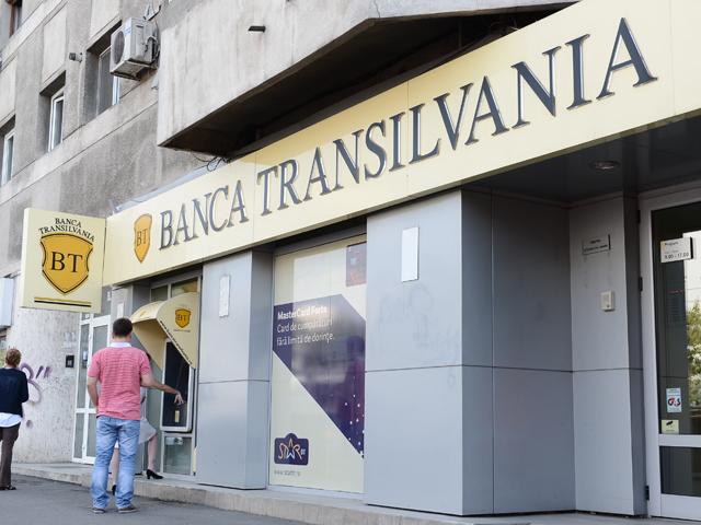 Banca Transilvania a început în forţă răscumpărările