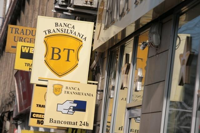 Banca Transilvania a răscumpărat de pe bursă acţiuni în valoare de 884.000 lei