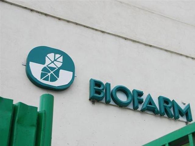 Opt insideri au lichidat acţiuni Biofarm de 26.500 lei