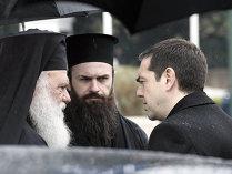 Din cauza crizei de pe burse biserica greacă riscă să ajungă în pragul falimentului