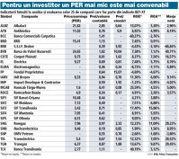 Un investitor Romcab recuperează teoretic în 1,6 ani preţul plătit pentru o acţiune. La emitentul BVB se ajunge la 25 de ani