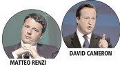 Renzi are aceeaşi soartă ca şi Cameron. Bursele s-au speriat, dar au revenit