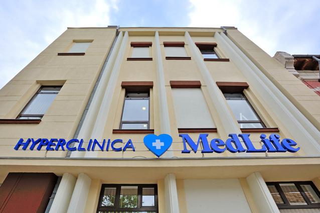 MedLife a fost a doua cea mai tranzacţionată companie de pe bursă în prima săptămână de la listare
