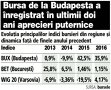 De ce bursa maghiară are 36% în 2016, iar cea din România 1,1%?