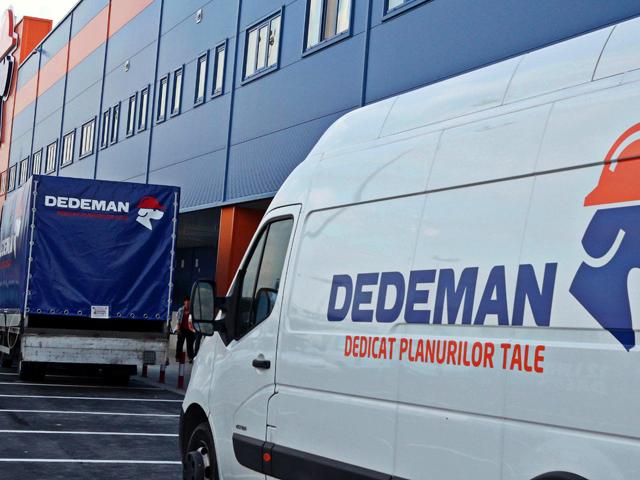 Tranzacţie surpriză: Dedeman intră în acţionariatul Cemacon Cluj