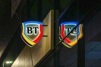 Indicele BET încheie a şaptea zi consecutivă pe plus, iar Banca Transilvania termină prima şedinţă peste 10 miliarde lei capitalizare